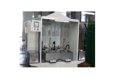 Double station brazing machine