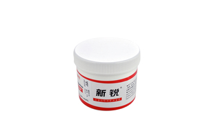 Aluminum flux brazing powder