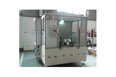 Rotary Type Brazing Machine